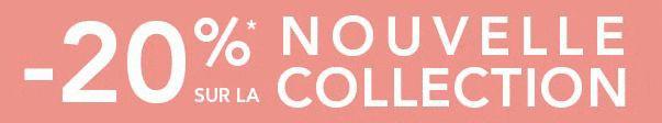 #codepromo #codereduc #bonplan #Etam : 20% de réduction sur la nouvelle collection