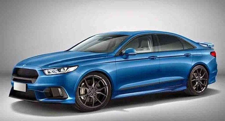 2018 Ford Taurus SHO Redesign And Release Date