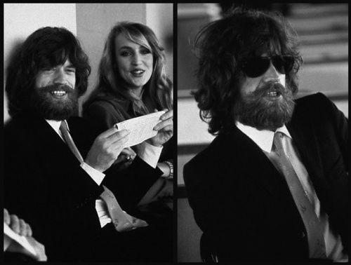 A bearded Mick Jagger? No!!!!