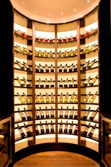 The Telegraph explores luxurious wine rooms in and around London in their article Wine Rooms, The New Luxury Home Must-Have.