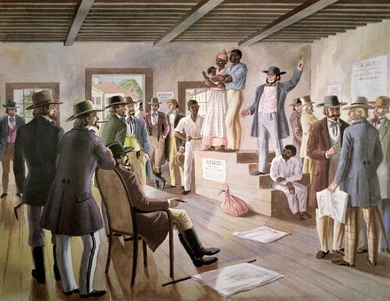78+ images about Slavery. on Pinterest : Underground railroad, Auction and African americans