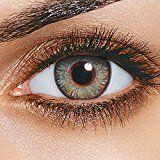 Alcon FreshLook One Day Green Tageslinsen weich, 10 Stück / BC 8.6 mm / DIA 13.8 / 0 Dioptrien