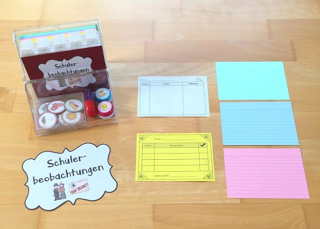 Materialwiese: Schülerbeobachtung in der Grundschule