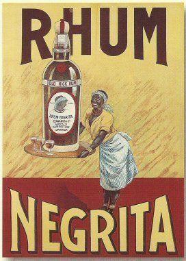 Éditions Clouet 29018 Tableau d'Affichage Rhum Negrita Dorfinant CP Métal 15 x 21 cm: Amazon.fr: Cuisine & Maison