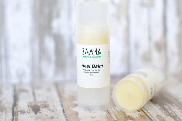 Heel Balm - Intensive Therpay and Repair for Dry Cracked Feet