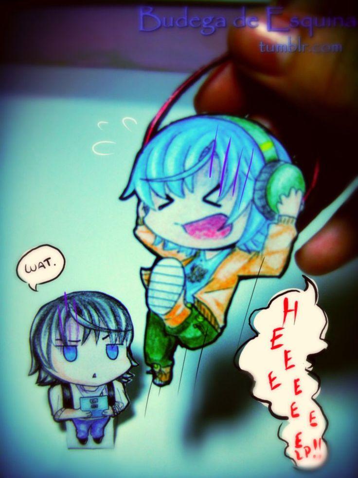 Armin and Alexy
