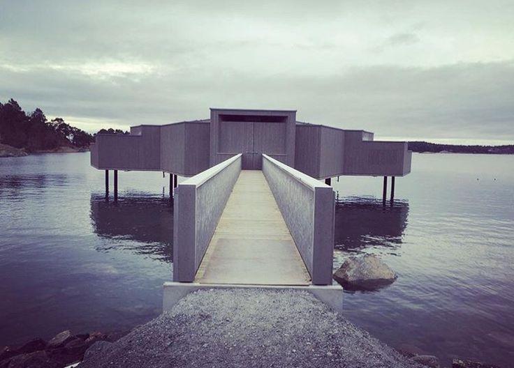 Kallbadhuset i Karlshamn, www.kallbad.com Bild: @infoerik
