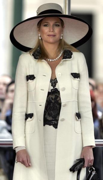 Princess Máxima, March 30, 2006