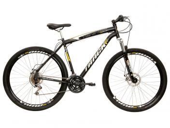 Bicicleta Track & Bikes TB Niner Aro 29 21 Marchas - Suspensão Dianteira Quadro de Aço Freio à Disco   R$ 849,90 em até 10x de R$ 84,99 sem juros no cartão de crédito