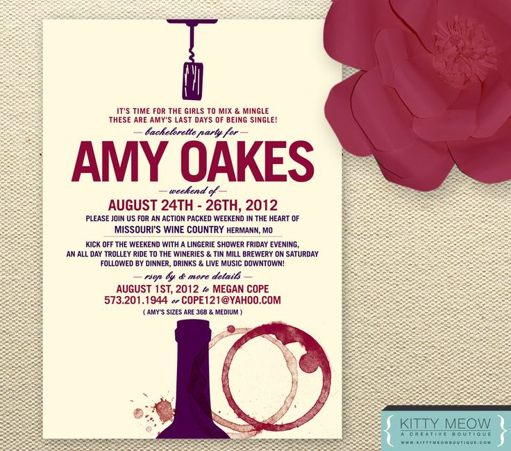 244 best images about Wine Party – Wine Tasting Party Invitation Wording
