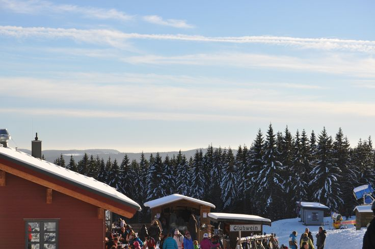 #Ski Gebiet Hexenritt am Wurmberg