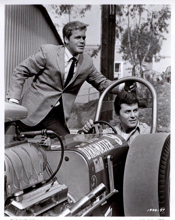 "James Darren/Doug McCLure ""The Lively Set"" 1964 Vintage Still | eBay"