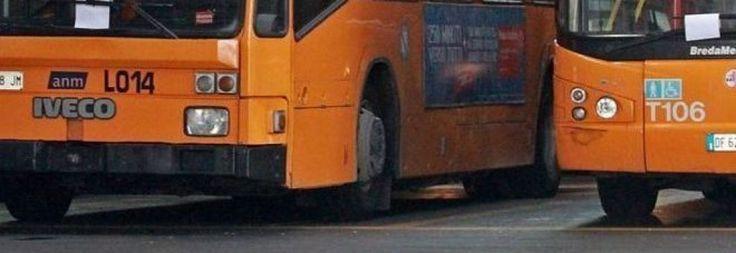 Napoli, autisti in ferie e servizio bus ANM ridotto