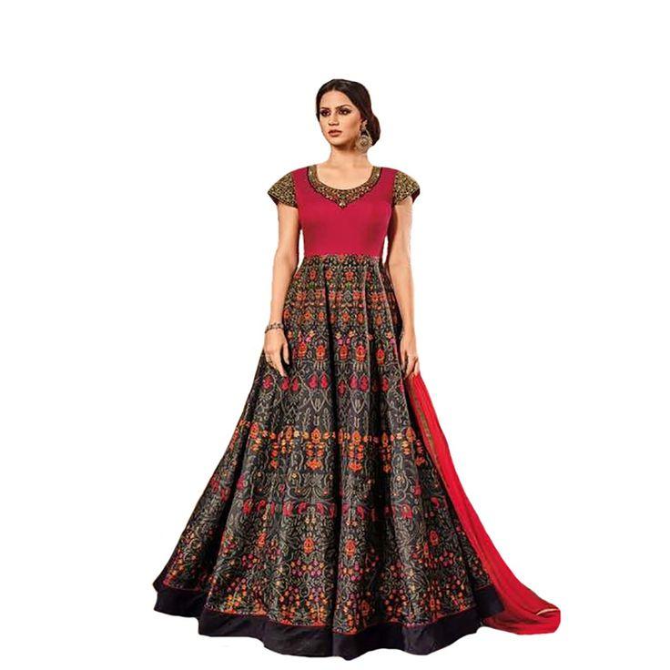 Bollywood Collection Anarkali Salwar Kameez Ceremony wedding Bridal Muslim Eid 8809