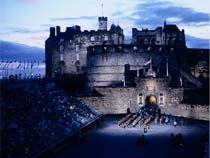 Attend the Royal Edinburgh Military Tattoo