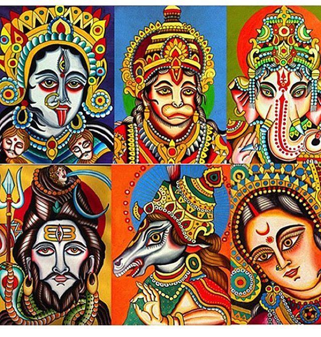 Sanatana Dharma series from 2012 collection @steve_byrne_tattoo