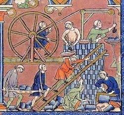 Appel à communication : » Material Processes and Making in Medieval Art and Architecture », Congress on Medieval Studies (Kalamazoo, 12-15 mai 2016) « Le blog de l'APAHAU