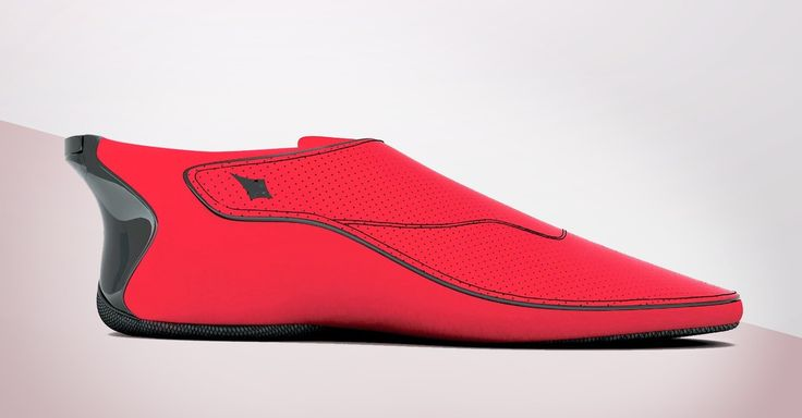 Walk This Way: Smart Shoes Lead the Way for the Blind | Mashable