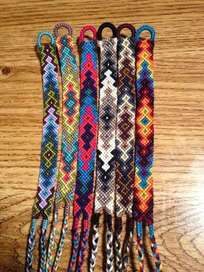 Photo of #52554 by kila - friendship-bracelets.net