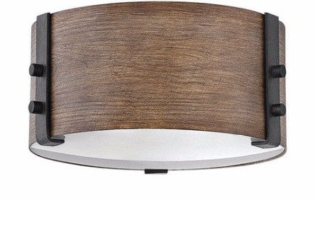 Sawyer Outdoor Flush Mount
