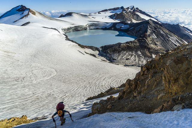 High dreams Mt ruapehu New Zealand