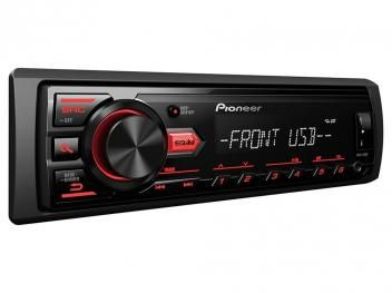 Som Automotivo Pioneer MVH-88UB MP3 Player - Rádio AM/FM Entrada USB AuxiliarR$ 154,90 em até 2x de R$ 77,45 sem juros no cartão de crédito