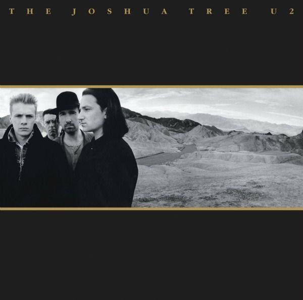 U2's 'The Joshua Tree' released 25 years ago today