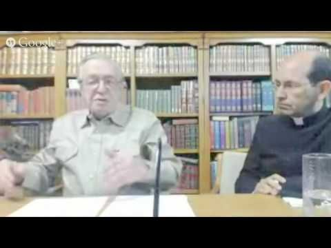 Hangout O Método Filosófico   Padre Paulo Ricardo e Prof  Olavo de Carvalho