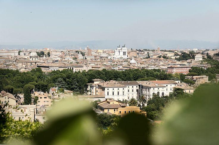 Tällä viikolla pelkkää Roomaa