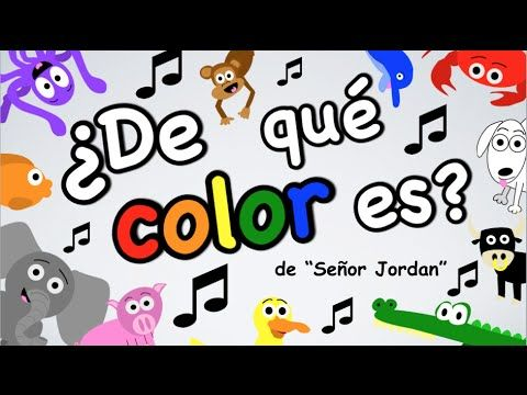 Free Spanish Color Songs and Rhymes for Circle Time - Living Montessori Now