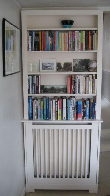 over radiator shelf | Found on originalcupboardcompany.co.uk