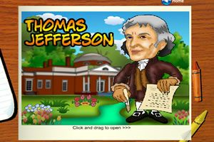 Animated Biographies «LOVE this site!