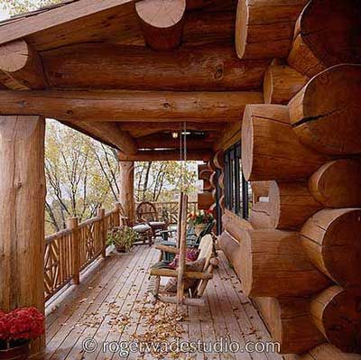log home images - Google Search