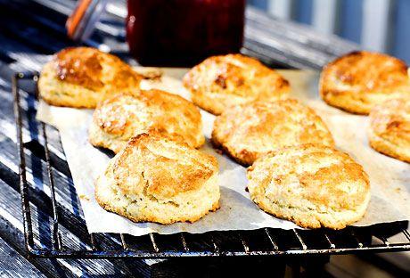 Sagolika scones | Recept.nu