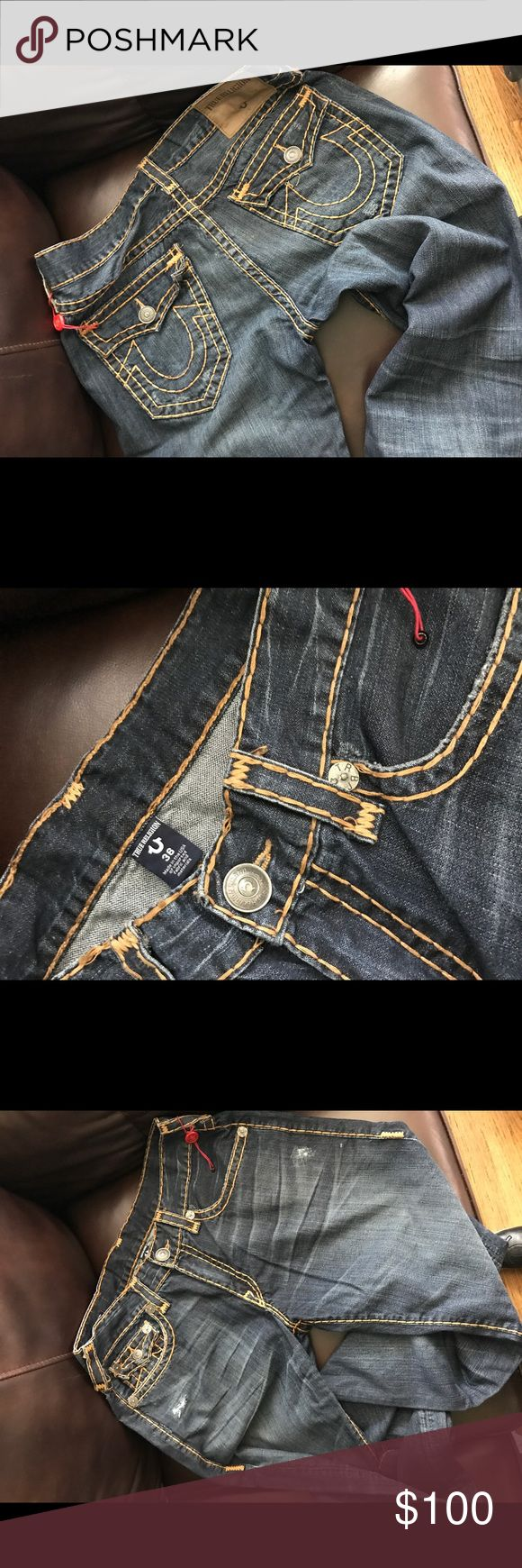 Men's True Religion Jeans Men's True Religion Jeans True Religion Jeans Bootcut