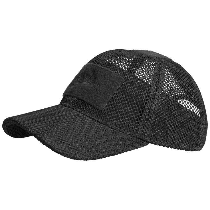 black nylon baseball cap caps leather womens plain