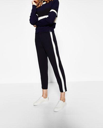 die besten 25 baggy jeans damen ideen auf pinterest damen hosen high waist damen hosen 52. Black Bedroom Furniture Sets. Home Design Ideas