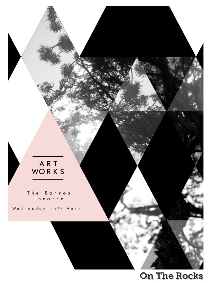 ART WORKS: Exhibition Poster   Toby Marsh Creative ...