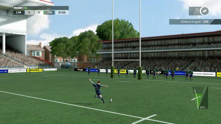 Bigben Interactive To Launch RUGBY 15, The First Rugby Game on Xbox One & PlayStation 4