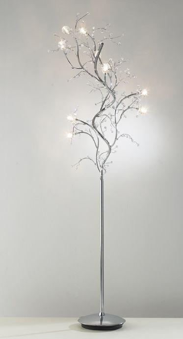 Silver Light Fixtures