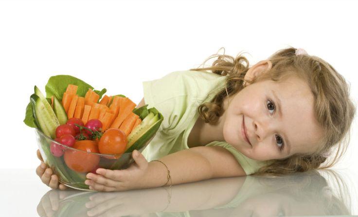 Zdravá výživa dětí: 3. díl - Scribbler.cz
