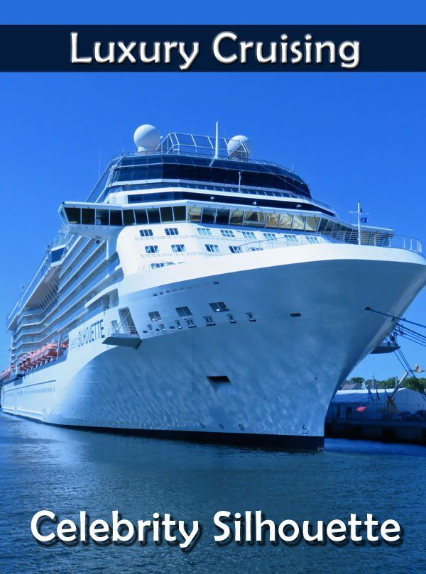Celebrity Cruise on Silhouette