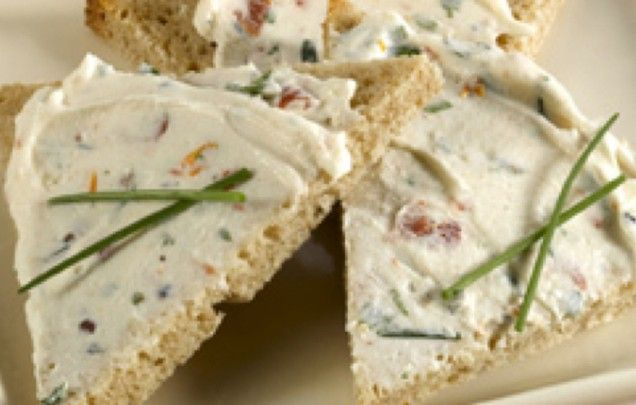 Herbed Goat Cheese Spread | Recipe