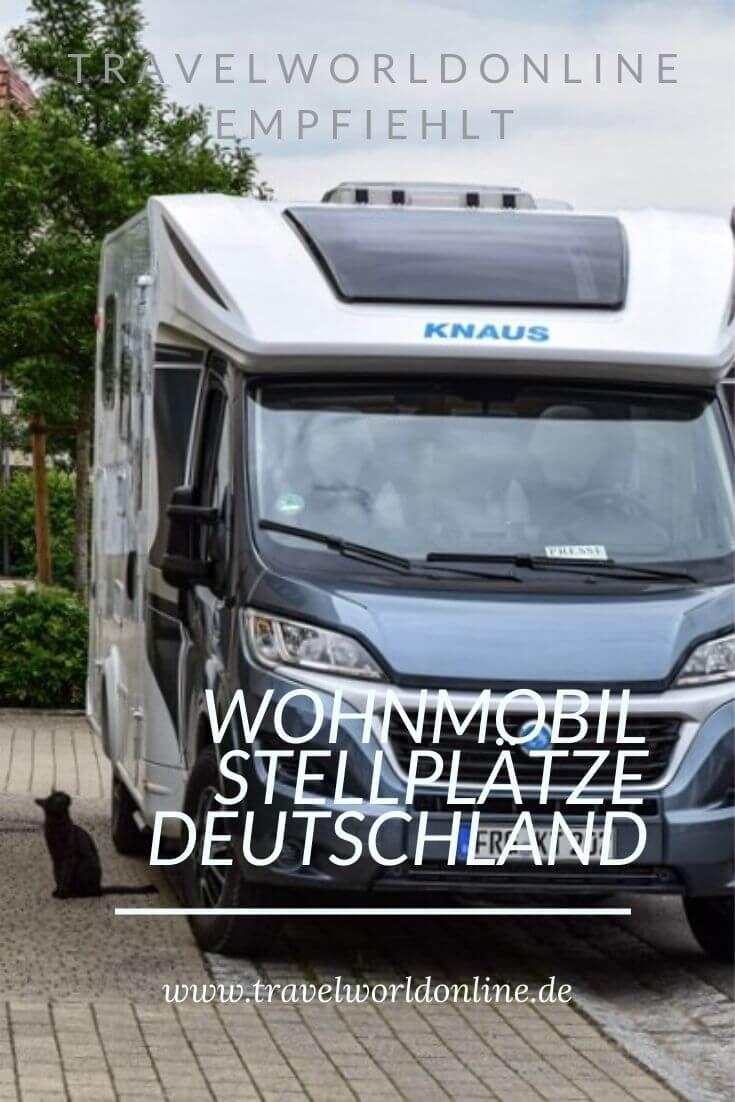 Wo darf man in Deutschland im Wohnmobil übernachten? -  Wohnmobil