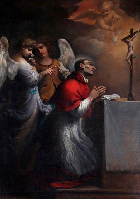 san carlo borromeo chiesa santa maria addolorata