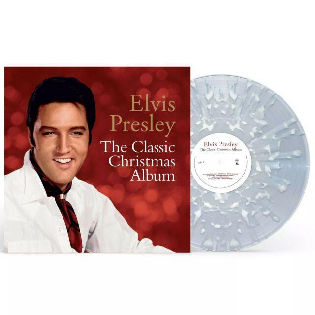 Snowflake Vinyl Elvis Presley The Classic Christmas Album Lp 1104 For Sale Online Ebay Elvis Presley Elvis Presley Christmas Elvis