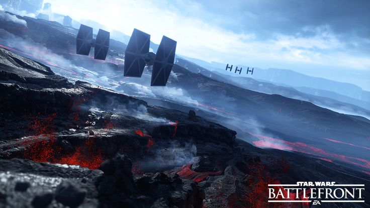 CRIANDO O PLANETA SULLUST PARA STAR WARS™ BATTLEFRONT™ - Star Wars - Site Oficial da EA