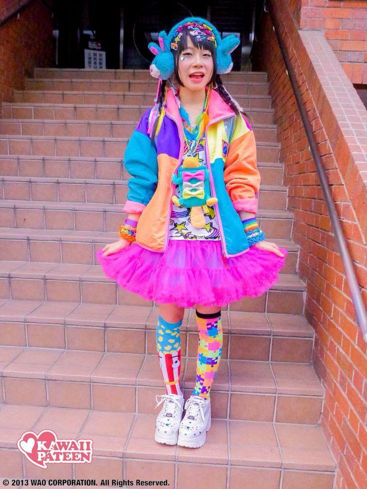 Decora Snap Photo From Kawaii Pateen ♡ Decora Fashion