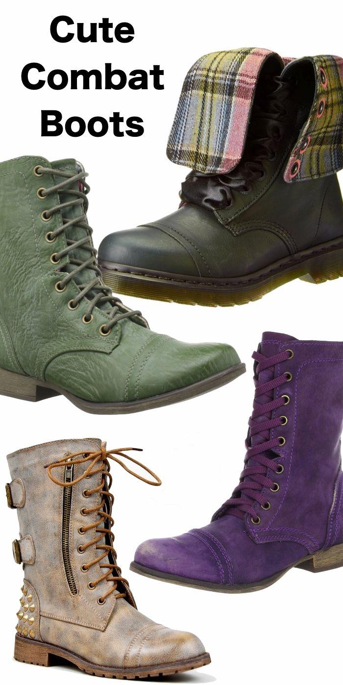 41 best Cute Combat Boots images on Pinterest | Combat ...