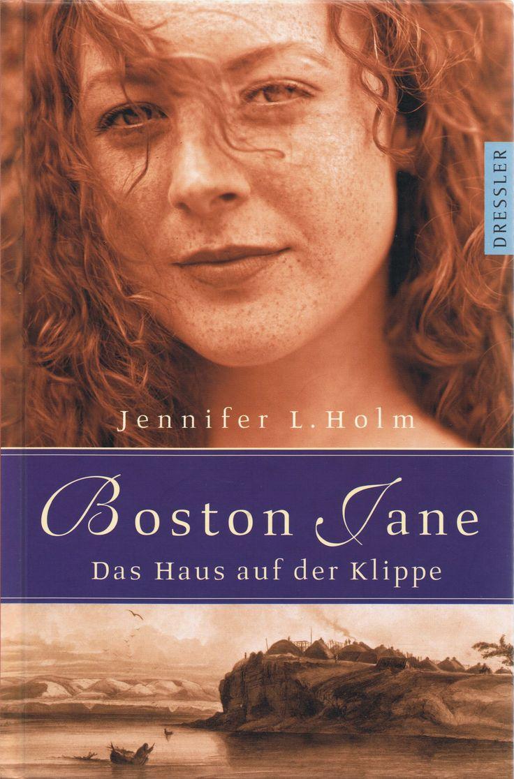 Jennifer L. Holm - Boston Jane - Das Haus auf der Klippe (Band 03)